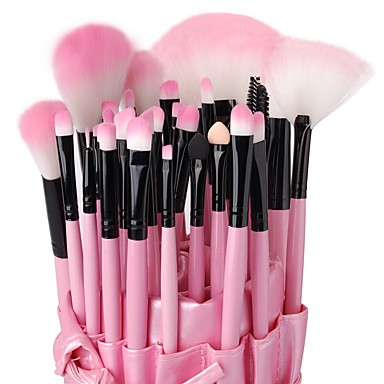 Makeup Bag Foundation Brush Lip