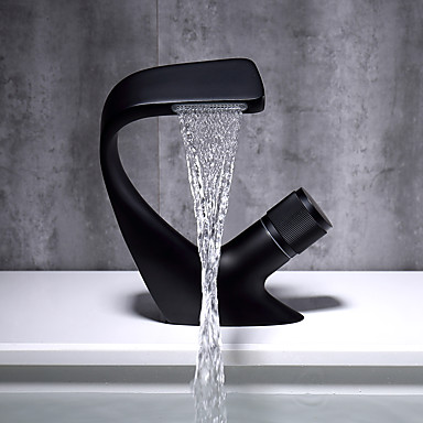 Waterfull Bathroom Sink Faucet Single