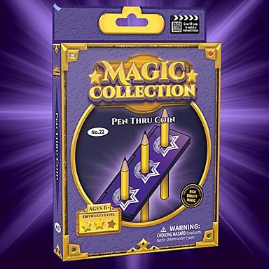 Mystery Trick Pen Jouet accessoire effet tour magique Tours de magie Nouveauté créative Pen ...