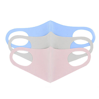 10 Pcs Masks for Men and Women Dust-proof Sunscreen Breathable and Washable