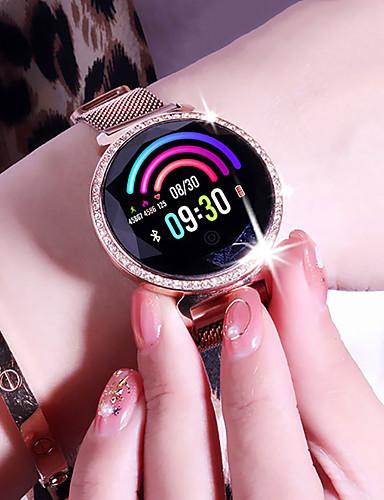 MC11 Damen Smartwatch Bluetooth Herzschlagmonitor..
