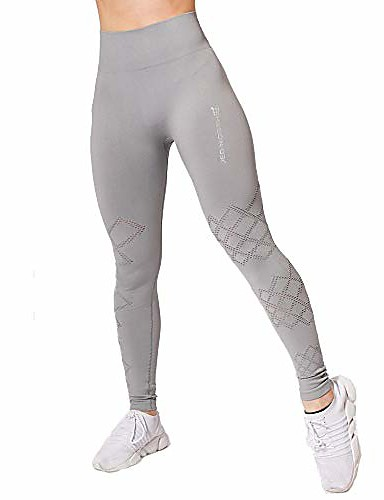 women's seamless athletic gym fitness workout leggings